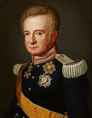 Louis I, Grand Duke of Baden - Image: Grossherzog Ludwig von Baden 1820