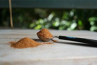 Cinnamon challenge - The cinnamon challenge involves consuming one spoonful of powdered cinnamon.