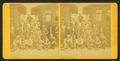 Group portrait in Cheyenne on the steps of a train, from Robert N. Dennis collection of stereoscopic views.png