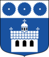Coat of arms of Grums Municipality