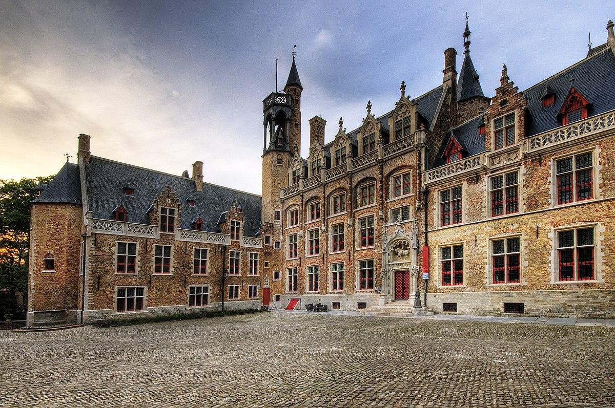 House Of Bruges Hotel