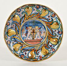 datazione Cantagalli ceramiche