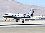 Gulfstream Aerospace G-IV Gulfstream IV-SP N817ME (cn 1446) (5689775696).jpg