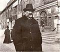 Guramishvili, D., Ilia Chavchavadze in the streets of Tbilisi.jpg