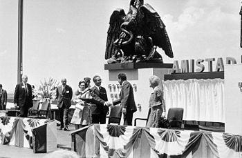 Gustavo Diaz Ordaz Richard Nixon Amistad