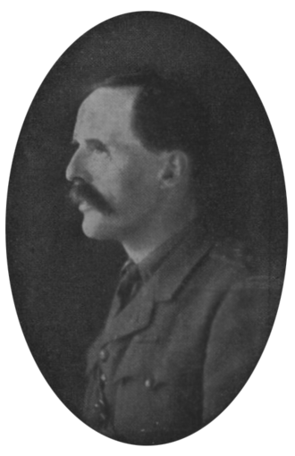 Guy Baring - Guy Baring from the Roll of Honour published in The Illustrated London News on 30 September 1916.