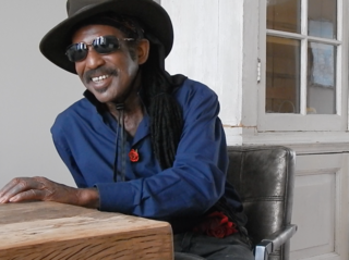 Gylan Kain American poet and playwright
