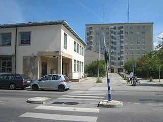 urban district in Stockholm, Sweden