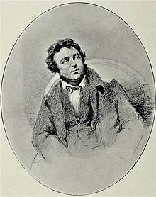 H. B. Love - a portrait of the artist John Berney Crome.jpg