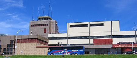 Lapangan Terbang Antarabangsa Halifax