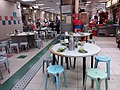 HK 上環市政大廈 Sheung Wan Municipal Building Cooked food centre 棟記 Tung Kee Restaurant night August 2019 SSG 07.jpg
