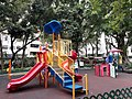 HK 上環 Sheung Wan 荷李活道公園 Hollywood Road Park Children's Playground October 2019 SS2 02.jpg