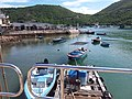 HK 西貢 Sai Kung 清水灣半島 Clear Water Bay Peninsula 布袋澳 Po Toi O Piers n boats August 2018 SSG 01.jpg