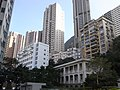 HK Mid-levels 羅便臣道 80 號 Robinson Road old house 英華女校 Ying Wa Girl's School Oct-2010.JPG