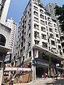 HK SYP 西營盤 Sai Ying Pun 皇后大道西 421 Queen's Road West carpark 華明中心 Wah Ming Centre October 2020 SS2 03.jpg