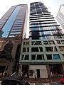 HK Tram 92 view 灣仔 Wan Chai 軒尼詩道 Hennessy Road October 2019 SS2 06 W Square facade.jpg