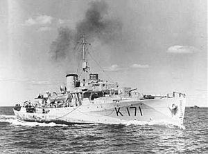 HMCS Kamsack - Image: HMCS Kamsack