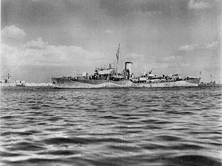 HMS <i>Camellia</i> (K31)