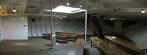 HMS Gannet 1878 stern compartment.JPG