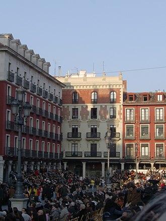 Plaza Mayor, Valladolid - Plaza Mayor