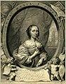 HUA-32072-Portret van Anna Maria van Schurman geboren Keulen 5 november 1607 schrijfster en dichteres te Utrecht overleden Wiewerd 5 mei 1678 Te halve lijve rec.jpg