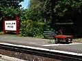 Hadlow Road Station, Willaston - geograph.org.uk - 1431681.jpg
