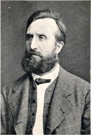 Hagbard Emanuel Berner - Image: Hagbard Berner