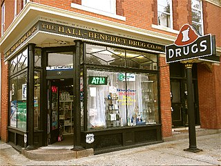 Hall-Benedict Drug Company Building United States historic place