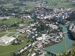 Place in Salzburg, Austria
