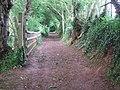 Hambeer Lane, Exeter - geograph.org.uk - 1320338.jpg