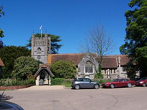 Hambleden - Image: Hambleden Church