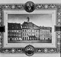 Hanau Neustadt - Neustädter Markt nach Norden (vor 1889).png