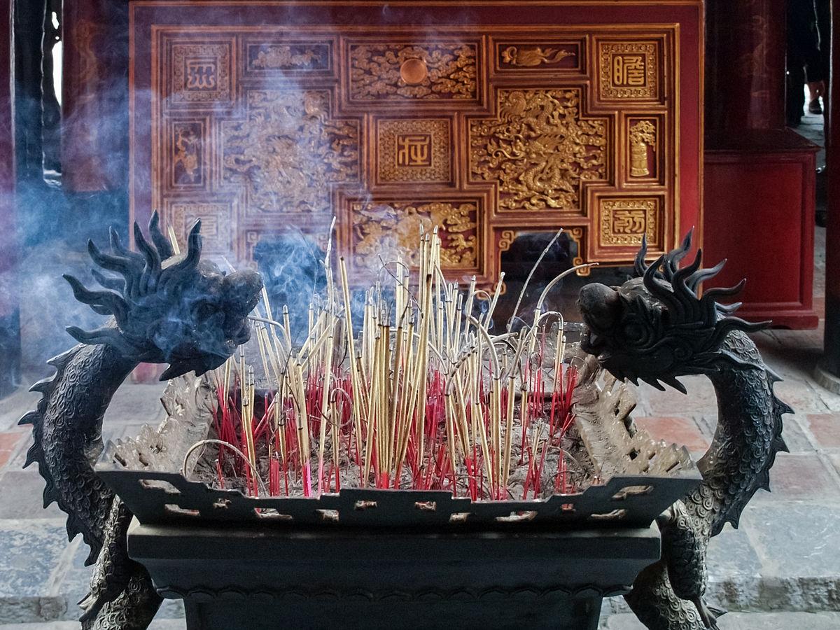 Hương (tế lễ) – Wikipedia tiếng Việt