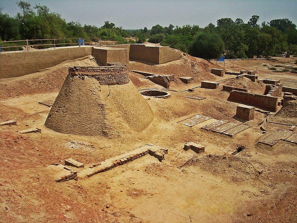 Harappa Ruins - II