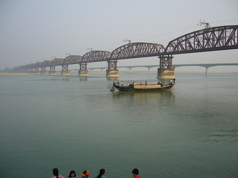 Hardinge Bridge Bangladesh (4)