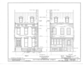 Harold J. Szold House, 57 Willow Street, Brooklyn, Kings County, NY HABS NY,24-BROK,33- (sheet 4 of 8).png
