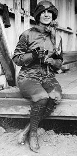 Harriet Quimby American aviator, screenwriter