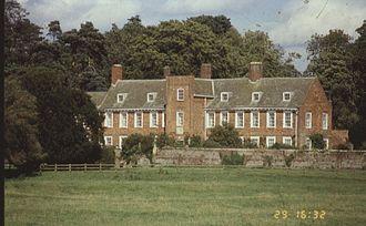 Charles Amcotts - Harrington Hall, Lincolnshire
