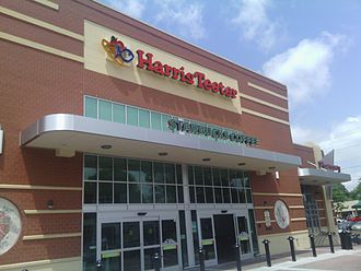 Harris Teeter - This Harris Teeter in Charlotte, North Carolina sits on the site of the original Harris Teeter, which was built in 1939 as Harris Supermarket and torn down in 2012 to make room for this larger store.
