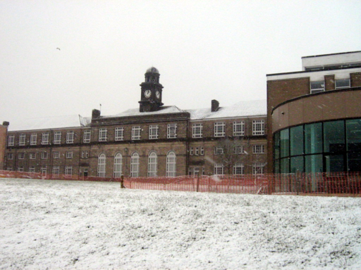 Harrogate Grammar Sch - Snow