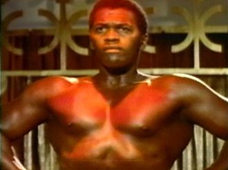 Harry Baird (actor) - Baird as strongman Ubaratutu in Thor and the Amazon Women (1963)