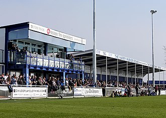 Billericay Town F.C. - Harry Parker Stand