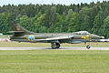 Hawker Hunter F58 34033 G red (SE-DXM) (8383952587).jpg