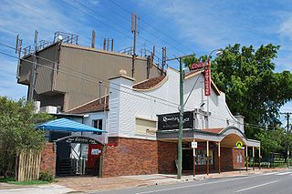 Hawthorne, Queensland Suburb of Brisbane, Queensland, Australia