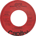 Heaven Must Be Missing an Angel (Part 2) by Tavares US vinyl.png