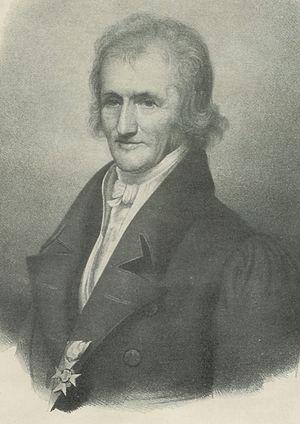 Tharandt - Heinrich Cotta (1833)