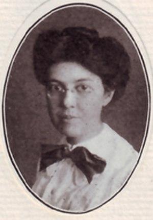 Helen Hartness Flanders - Helen Hartness ca. 1909