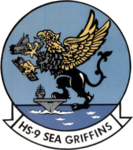 Helicopter Anti-Submarine Squadron 9 (US Navy) insignia c1987.png