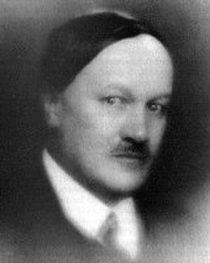Henri Bachelin - Henri Bachelin in 1929