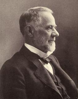 Henry Gassaway Davis American millionaire and Senator